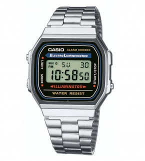 Watches Casio A 168A-1