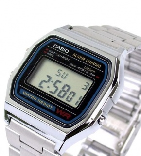 Watches Casio A158WA-1DF