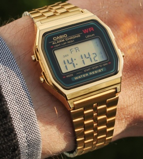Watches Casio A159WGEA-1EF