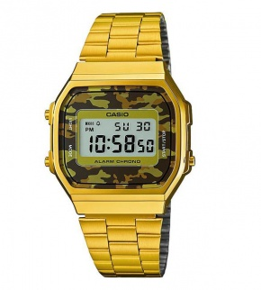 Watches Casio A168WEGC-3EF camo