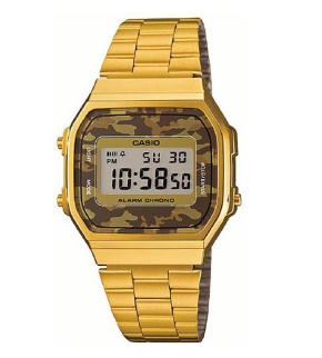 Watches Casio A168WEGC-5EF camo