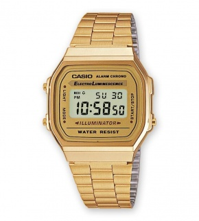 Watches Casio A168WG-9EF