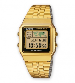 Watches Casio A500WEGA-1EF