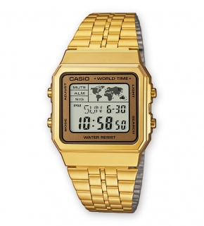 Watches Casio A500WEGA-9EF