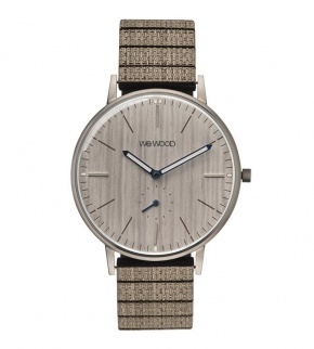 Watches WeWOOD Albacore Silver White Pear