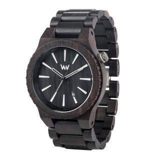 Watches WeWOOD Assunt Black