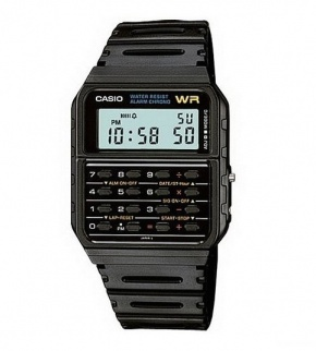 Watches Casio CA-53W-1Z with calculator