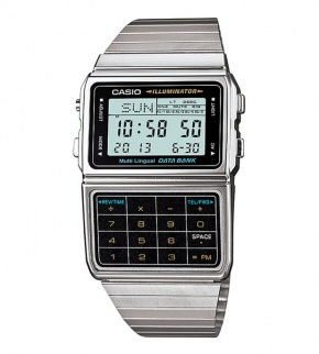 Watches Casio DBC-611E-1EF with calculator