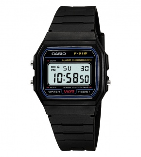 Watches Casio F-91W-1YER