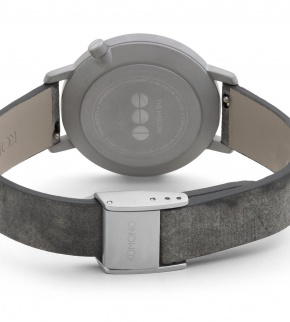 Watches Komono Harlow Grey Slate