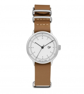 Watches CHPO Harold Mini Silver/Brown