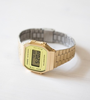 Watches Casio A168WEGM-9EF