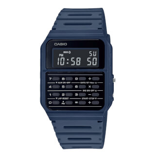 Watches Casio CA-53WF-2BEF with calculator