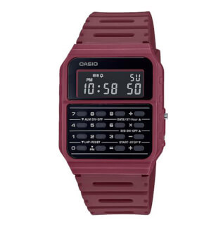 Watches Casio CA-53WF-4BEF with calculator