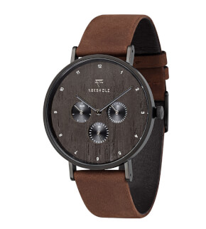 Watches Kerbholz Caspar Heritage Wood