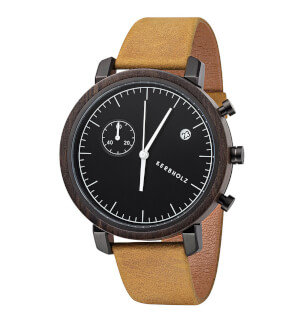 Watches Kerbholz Franz Sandalwood Mustard