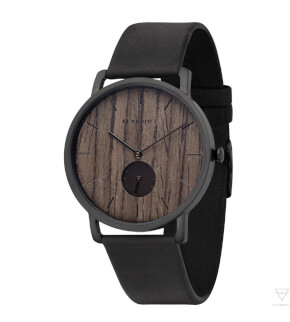 Watches Kerbholz Fritz Darkwood Midnight Black