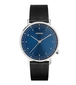 Watches Komono Lewis Blue
