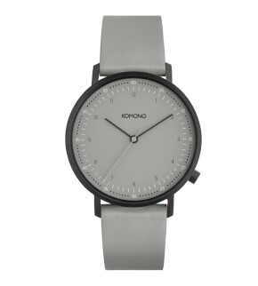 Watches Komono Lewis Cool Grey