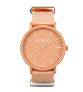 Watches Mr. Boho Gomato Peach