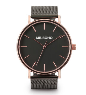Watches Mr. Boho Metallic Classic Copper Jet