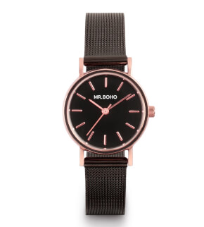 Watches Mr. Boho Metallic Mini Copper Jet