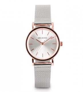 Watches Mr. Boho Metallic Mini Mix