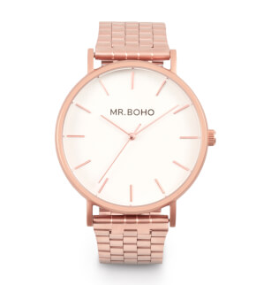 Watches Mr. Boho Metallic Vintage Copper