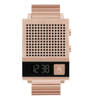 Watches Nixon Dork Too All Rose Gold