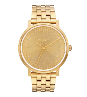 Watches Nixon Porter All Gold
