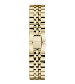 Watches Rosefield The Small Edit White Steel Gold 26mm
