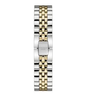 Watches Rosefield The Small Edit White Steel Silver Gold Duo 26mm