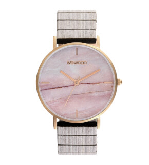 Watches WeWOOD Aurora Marble Nude