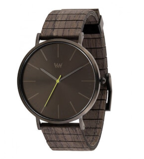 Watches WeWOOD Horizon Gun Black