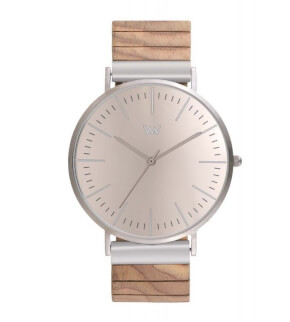 Watches WeWOOD Horizon Silver Mirror