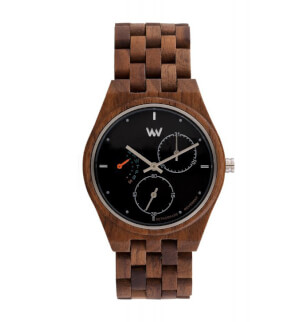 Watches WeWOOD Rider Nut Black