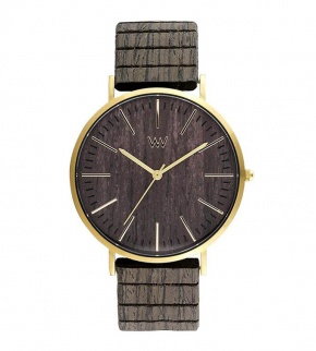 Watches WeWOOD Horizon Gold Ebony