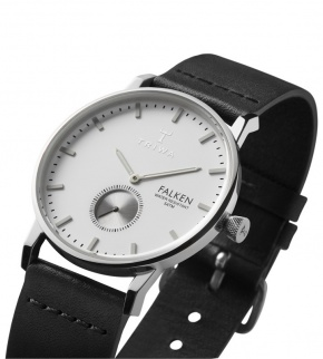Watches Triwa Ivory Falken Black Classic