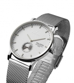 Watches Triwa Ivory Falken Steel Mesh