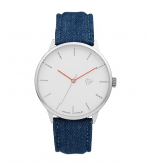 Watches CHPO Khorshid Denim Silver/Blue