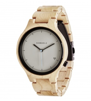Watches Kerbholz Lamprecht maple