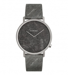 Watches Komono Lewis Dark Slate