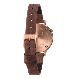 Watches Kerbholz Luise Rosewood Tobacco