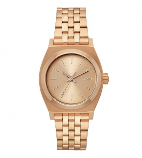 Watches Nixon Medium Time Teller All Rose Gold