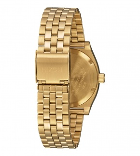Watches Nixon Medium Time Teller All Gold