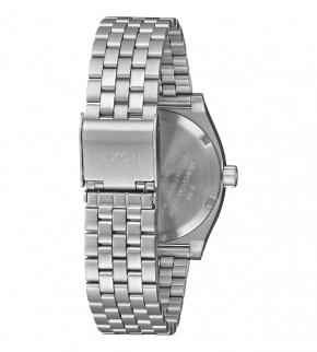 Watches Nixon Medium Time Teller All Silver