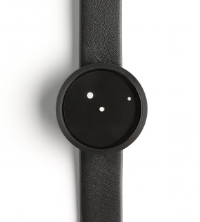 Watches Nava Ora Lattea Nero 36mm