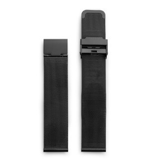 Straps CHPO Stainless Steel – Black
