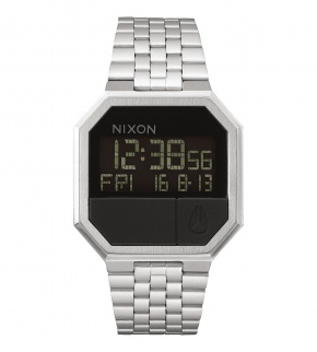Watches Nixon Re-Run Black