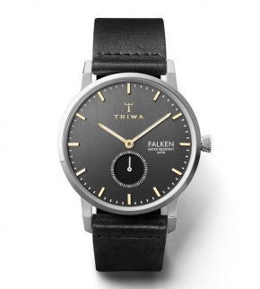 Watches Triwa Smoky Falken Black Classic